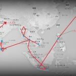 最新の旅記までの世界一周が、サササクッとわかる旅記ハイライト