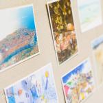 絶景ポストカード集を写真展用に作りました!