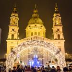 オシャレすぎる!誰もが行きたくなるブダペストのクリスマスマーケット ~ 東欧クリスマス巡り ハンガリー ~