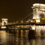 ドナウ河が最も美しい、高貴な街ブダペストの夜景 ~ 東欧ハンガリー ~