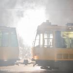 ベルリンの年越しは、酔っ払いがロケット花火を街中にぶっぱなしていて怖い。