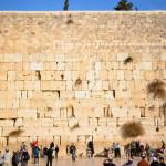 世界三大宗教の聖地 イスラエル 嘆きの壁