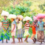 【マラウイ湖の離島】とにかく子供たちの笑顔が最高なチズムル島!!!