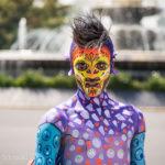 「死者の日」前夜祭!メキシコシティでの祭り1週間前にもパレードがあった!(映像有り)