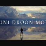 【ウユニ絶景ドローン映像】世界一の絶景にて飛ばした、鏡張りドローン4K映像創りました。