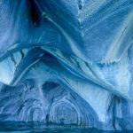 自然が創り出した神秘の洞窟マーブルカテドラル  ~トランキーロ/チリ/パタゴニア~(撮影情報有り)