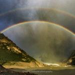 【絶景映像あり】 フィッツロイトレッキングpart③  人生で最も綺麗な虹を見た。 ~パタゴニア・アルゼンチン~